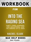 Into The Raging Sea Thirty-Three Mariners One Megastorm And The Sinking Of El Faro By Rachel Slade Max Help Workbooks
