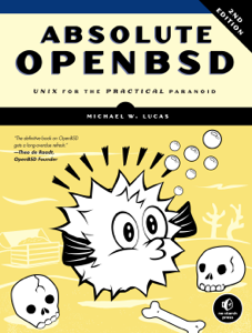 Absolute OpenBSD, 2nd Edition Libro Cover