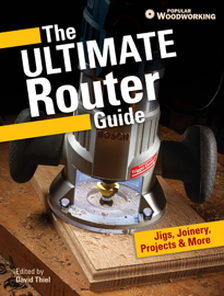 The Ultimate Router Guide book