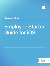Employee Starter Guide for iOS book