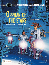 Valerian et Laureline (english version) - Volume 17 - Orphan of the Stars