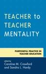 Teacher To Teacher Mentality