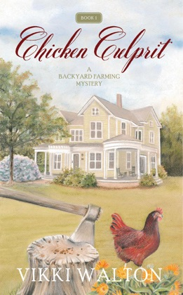 Chicken Culprit book cover