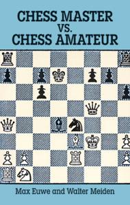 Chess Master vs. Chess Amateur Boekomslag