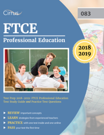 FTCE Professional Education Test Prep 2018–2019 book