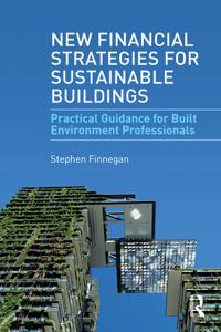 New Financial Strategies for Sustainable Buildings Boekomslag