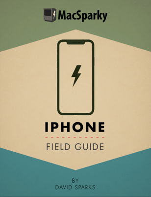 iPhone Field Guide - David Sparks book