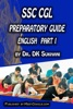 SSC CGL Preparatory Guide –English (Part 1)