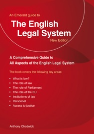 THE GUIDE TO THE ENGLISH LEGAL SYSTEM