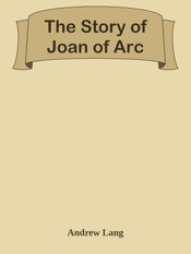 Download The Story of Joan of Arc