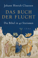 Johann Hinrich Claussen - Das Buch der Flucht artwork