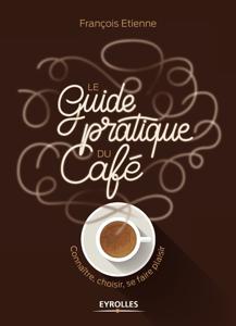 Le guide pratique du café La couverture du livre martien