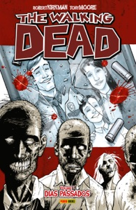 The Walking Dead - vol. 1 - Dias Passados Book Cover