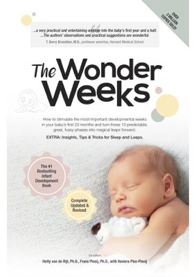 The Wonder Weeks - Frans Plooij book