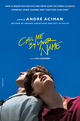 André Aciman - Call Me by Your Name book