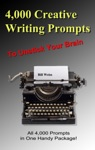 4000 Creative Writing Prompts To Unstick Your Brain