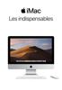 Apple Inc. - Les indispensables de l'iMac Grafik