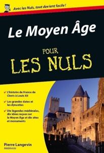 Le Moyen Âge pour les nuls La couverture du livre martien