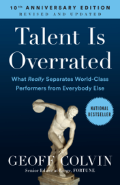 Talent Is Overrated PDF Download