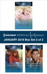 Harlequin Medical Romance January 2019 - Box Set 2 Of 2