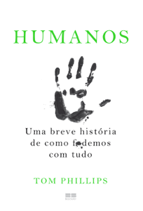 Humanos Capa de livro