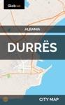 Durres Albania - City Map
