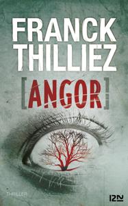 Angor La couverture du livre martien