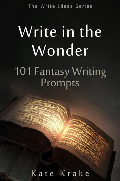 writing a fantasy book 101