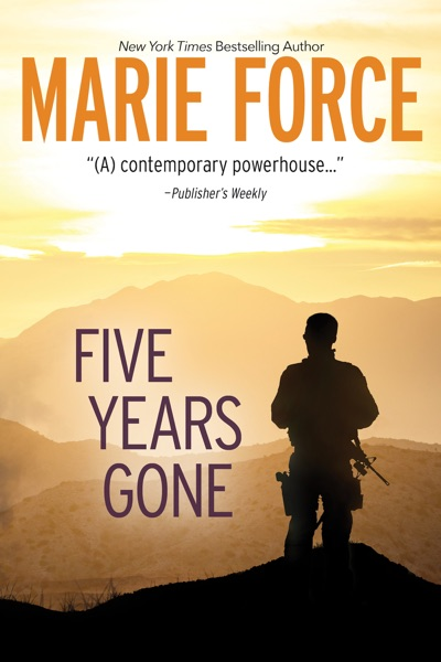 Five Years Gone - Marie Force book cover
