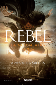 Rebel. La nuova alba Libro Cover