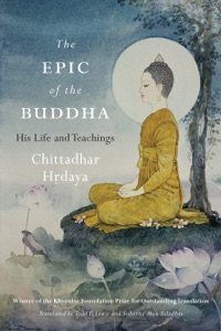 The Epic of the Buddha Book Cover