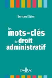Les Mots Cl S Du Droit Administratif
