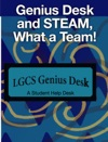 Genius Desk And STEAM What A Team