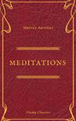 The Meditations of Marcus Aurelius (Olymp Classics) Book Cover