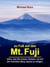 Zu Fu Auf Den Mt Fuji