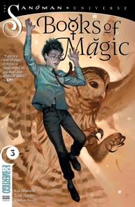 Books of Magic (2018-2020) #3