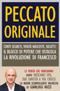 Peccato originale Libro Cover