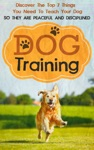 Dog Training Discover The Top 7 Things You Need To Teach Your Dog So They Are Peaceful And Disciplined