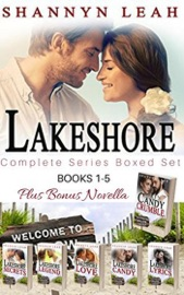 Download of The McAdams Sisters Lakeshore Complete Boxed Set Series (Books 1-5, Boxed Set) PDF eBook