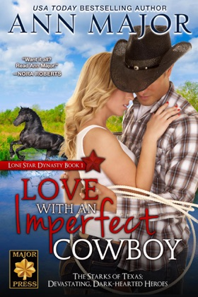 Love with an Imperfect Cowboy book cover