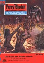Perry Rhodan 429: Im Land der blauen Türme