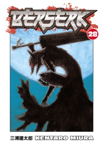 Berserk Volume 28 Book Cover