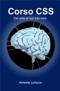 Corso Css. Dai stile al tuo sito web Copertina del libro