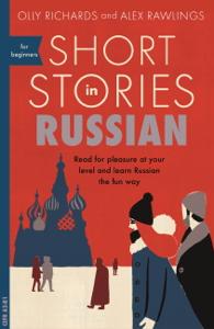 Short Stories in Russian for Beginners Copertina del libro