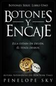Botones y Encaje Book Cover