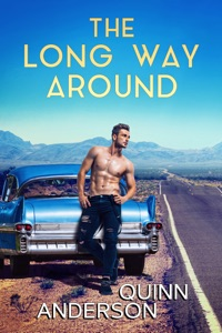 The Long Way Around Book Cover