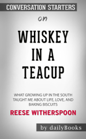 Whiskey in a Teacup: What Growing Up in the South Taught Me About Life, Love, and Baking Biscuits by Reese Witherspoon: Conversation Starters