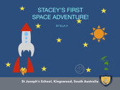 Stacey's First Space Adventure!