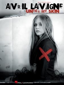 Avril Lavigne - Under My Skin Songbook Book Cover