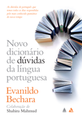 Novo dicionário de dúvidas da língua portuguesa Book Cover